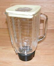Replacement Oster Regency Kitchen Center 5 Cup Blender With Lid READ