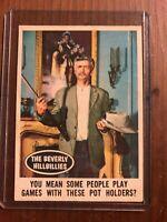 1963 Topps Beverly Hillbillies #65 Card