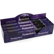 New Elements Protection by Lisa Parker Incense Joss sticks. 20 sticks, 1 pack.