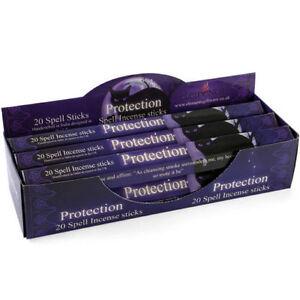 Elements Protection by Lisa Parker Incense Joss sticks. 20 sticks, 1 pack.