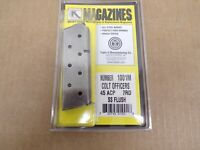 Colt Style 1911 Officers 7 Rd SS (flush fit)  Magazine by Triple K #1001M