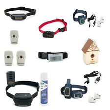 VARIOUS HIGH QUALITY DOG &  PUPPY BARK CONTROL AND TRAINING UNITS By PetSafe