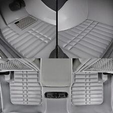 Gray Floor Mats For Toyota Corolla 2000-2006 Fly5D Car Floorliner Carpet All Set