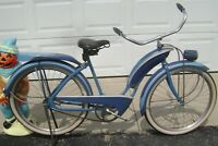 40'S PRE-WAR COLSON GOODYEAR DOUBLE EAGLE ORIGINAL CLIPPER BICYCLE-BISCUIT LIGHT