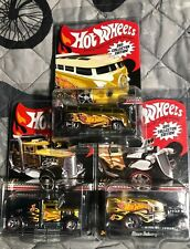 Hot Wheels RLC 2011 Collector Edition VW Drag Bus Convoy Blown Deliver Lot Of 3