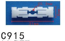 20pcs Fit VW 191853733A Door weatherstrip Retainer Clip Fastener - Autobahn88