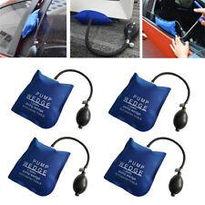 4x Air Pump Wedge Inflatable Bag Shim Clamp Car Door Lock Open Repair Hand Tools