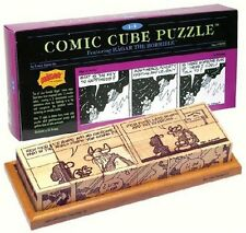 Comic cube puzzle family game 3-D hagar the horrible NEW