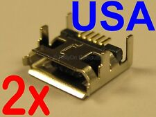 2x USB Charging Port Micro for Altec Lansing LifeJacket 2 Bluetooth Speaker USA