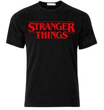 T-shirt uomo Stranger Things serie tv inspired