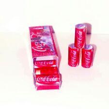 Dollhouse Miniature 1:6 Realistic Soda Cans & Box