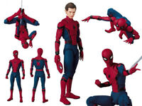 Figma Marvel Spiderman Homecoming Tom Holland MAF EX MIRACLE Action Figure NoBox