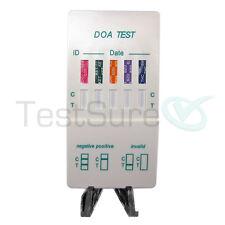 5 TestSure 5 Multi Drug Urine Tests THC,MDMA,COC,KET,BZO dip card