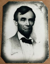 tintype Of President Abraham Lincoln Civil War  C1034RP