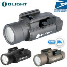Olight Pl-Pro Valkyrie 1500 Lumens Rechargeable Rail Mount Tactical Flashlights