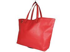 GUCCI Leather Red Tote Bag Shoulder Bag GT2508