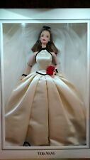 Vera Wang Bride Limited Edition Barbie 1997 Wedding Dress
