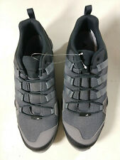 NEW! adidas Mens Terrex AX2R Hiking Trail Running Shoes Carbon Gray- Many Sizes