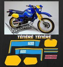 Yamaha XT 600 Z TENERE 1VJ 1986 - 1987 Adesivi Grafiche Stickers Decal
