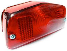 For Suzuki Chopper Custom Cafe Racer Drag Classic Old School Tail Light Unit New
