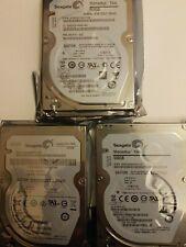 """Seagate Momentus Thin 500 Go 2.5"""" Disque Dur SATA Portable ST500LT012"""