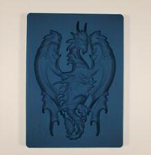 Zuri Designs - FIRE BREATHER Dragon Magical Creatures - Silicone Mold #MC-FB01