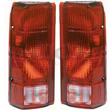 Grade A OE Quality DOT SAE Passenger & Driver Tail Lights 1980-1986 Ford Bronco