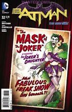 BATMAN #32 BOMBSHELLS VARIANT COVER ZERO YEAR JOKER JOKER'S DAUGHTER NEW 1