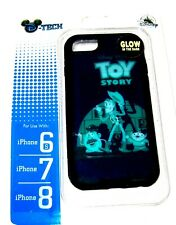 Disney Park D-Tech iPhone Case 8 7✿ Toy Story Haunted Mansion Ghost Glow in Dark