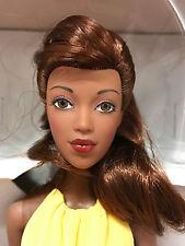 Madame Alexander Paris 'Crocus' Alex Fashion Doll NRFB brunette in yellow gown