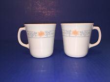 Corelle Corning Ware - Apricot Grove Cup/Mug (Set of 2)