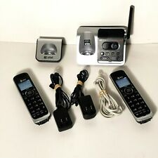 At&T Cl82350 Dual Handset Cordless Telephone Dect 6.0 Digital Answering Machine