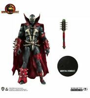 Spawn With Mace Action Figure Mortal Kombat 11 McFarlane Toys Pre Order Sept