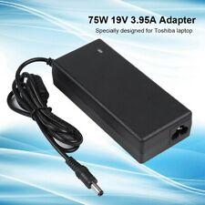 Portable 19V 3.95A 75W Power Supply Adapter Charger For Toshiba PC Desktop SGT