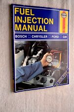 Haynes Fuel Injection Manual for Bosch Chrysler Ford GM by Don Pfeil