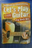 Alexander Espinosa Let's play Guitar Pop Rock Hits Hage mit 2CD H-294