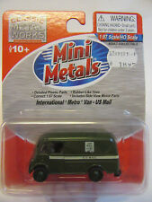 Classic Metal Works USA 1:87 International Metro Van U.S. Mail  Post