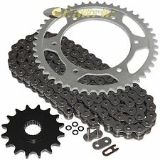 Steel O-Ring Drive Chain & Sprocket Kit Fits BMW F650GS F650 GS 1999-2007