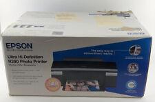 Epson Stylus Photo R280 Color Inkjet Printer