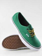 Vans Authentic Hiker Canvas Verdant Green Men's Skate Shoes Size 9