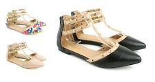 Zapatos planos de mujer sin marca