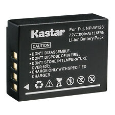 Kastar Li-Ion Battery for Fujifilm NP-W126S X-Series Digital Cameras #16528470