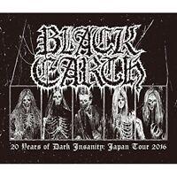 BLACK EARTH 20 Years Of Dark Insanity: Japan Tour 2016 JAPAN DVD+2CD Arch Enemy