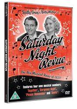 SATURDAY NIGHT REVUE. Sally Gray, Billy Milton. New sealed DVD.