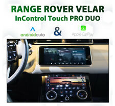 Range Rover Velar InControl Audio Integrated CarPlay & Android Auto
