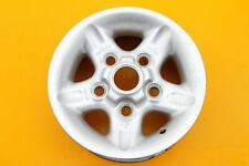 Land Rover Discovery 1997 1999 Silver 16 Oem Wheel Rim 560 72149 72149 644 1 Fits Land Rover Discovery