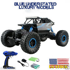 1/18 2.4GHZ 4WD Radio Remote Control Off Road RC Car ATV Buggy Monster Truck US