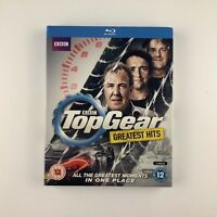 Top Gear: Greatest Hits (Blu-ray, 2015) s *New & Sealed*