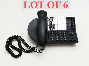 ShoreTel IP 485G IP485G PoE VoIP Office Business Phone Telephone LOT 6