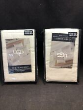 2 New Ugg® Surfwashed Standard Pillow Sham in Snow In Package 26�x20�